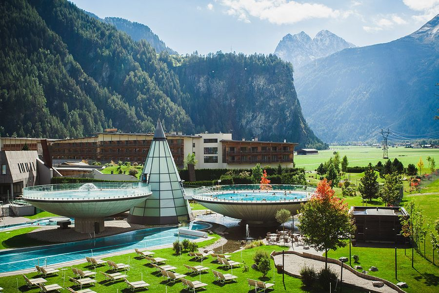 Spa and health in the mountains: