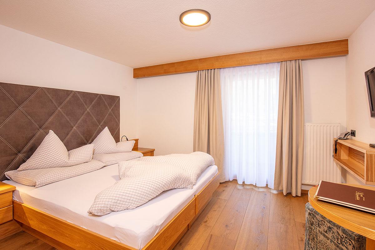 Hotel Alpenblick Doppelzimmer Huben