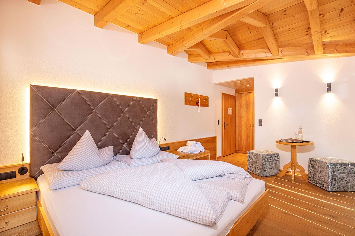 Hotel Alpenblick Huben Doppelzimmer