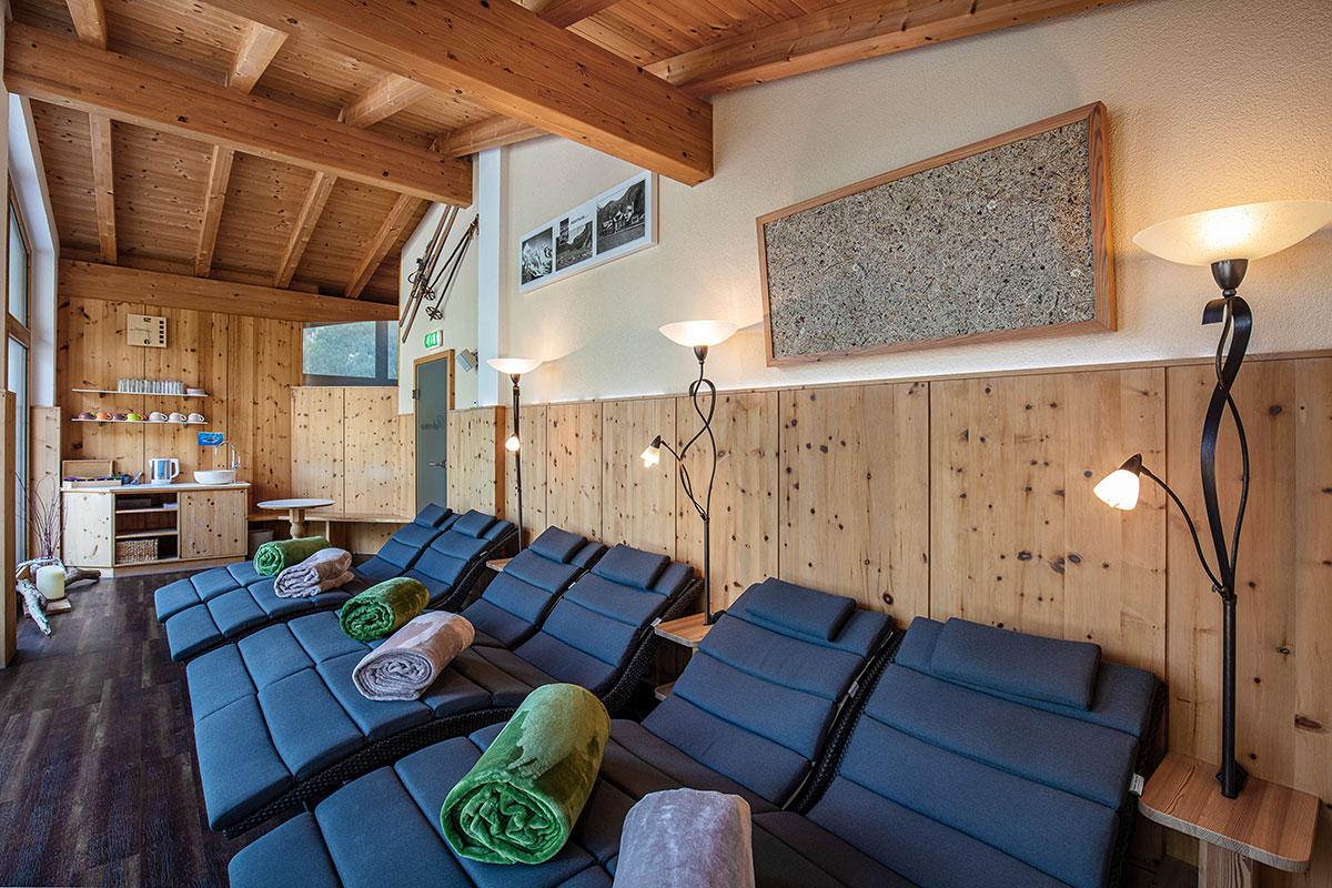 Hotel Alpenblick in Huben Panoramawellness