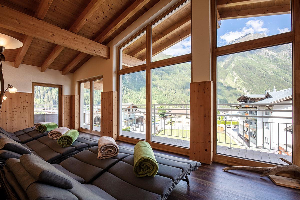 Hotel Alpenblick Panoramawellness Huben